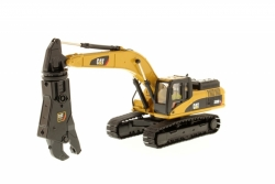 Cat 330D L Hydraulic Excavator with Shea