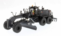 Cat 18M3 Motor Grader in black fi- 1:50