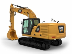 Cat 320 GC Hydraulic Excavator 1:50
