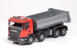 Scania G490 4achs Kipper 35cm 1:25