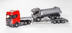 Scania S 410 Next G 6x4 mit Tief- 1:25