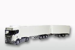 SCANIA CS410 4x2 Euro-Megaline 1:25
