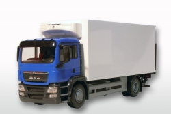 MAN TGS M 4x2 mit Kühlaufbau 1:25