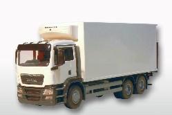 MAN TGS M 6x4 mit Kühlaufbau 1:25