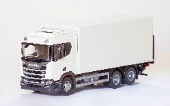 SCANIA CR Next Gen. Kofferaufbau 1:25