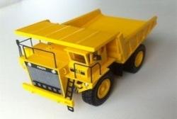 FAUN K 85 Dump Truck; 1:87