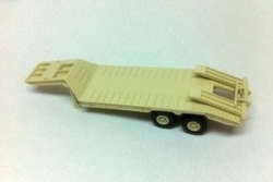 Low Bed Semi-Trailer; 1:87