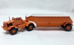KW DART 50 BDT/BOTTOM TRAILER; 1:87