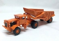 KW DART 50 EDT/REAR DUMP TRAILER; 1:87