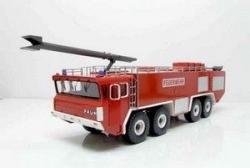 Faun 1412/52V 8x8 Fire Truck