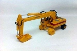 Excavator Broyt X31 – wheels version;1:5