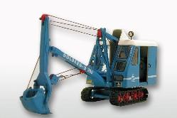Krupp Dolberg D200 Seilbagger, blau 1:50