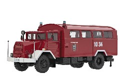 MAN 630 L 2 A (5-Tonner) BW Koffer 1:50