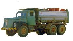Scania Vabis LT110 Dreiseitenkipper 1:50