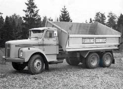 Scania Vabis LT111 Dreiseitenkipper 1:50