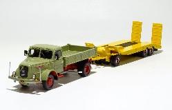 Henschel HS 140 mit Kipper 4x2 TL 1:50