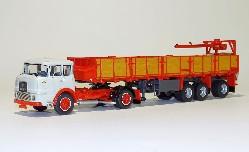 Krupp SF 960 mit Steintransporter 1:50