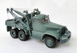 Diamond T969 Wrecker Militär 6x6 1:50