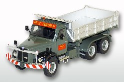 Saurer 5DM 6x6  Kipper  1:50