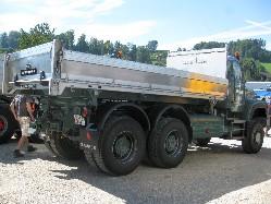 Saurer D330 Hauber 6x6 mit Kipper  1:50