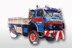 Saurer D330 4x2 Frontlenker Kipper 1:50