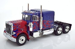 Peterbilt 359 1967 Flammendecor 1:18