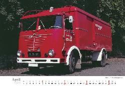 Kalender Feuerwehr 2019