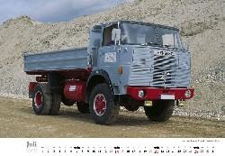 Kalender Klassische Lastwagen 2019