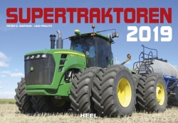 Kalender Supertraktoren 2019