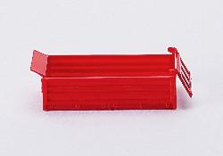 Mulden für 3achs Baukipper rot 1:87
