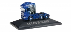 Scania R `09 6x2 Zgm. Coles & Sons`` 1:87