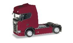Scania CS20 HD Zgm. rubinrot 1:87