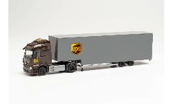MB Actros Stream. Jumbokoffer 1:87