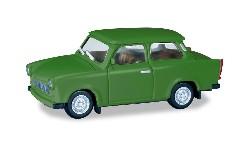 Trabant 601 Lim. grasgrün; 1:87