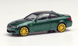 BMW M3 Coupé, British Racing Green 1:87