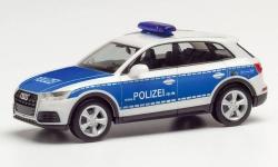 Audi Q5, Wasserschutzpol.Mainz; 1:87