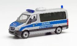 MB Spr`13 FD Bus Polizei Bln; 1:87