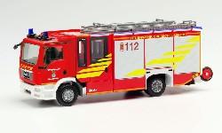 MAN TGS M Z-Cab LF, FW Obersch; 1:87