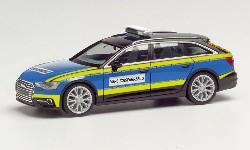 Audi A6 Avant, Pol.Versuchsfzg; 1:87