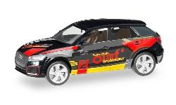Audi Q2, Fahrsch. Olaf Großhau; 1:87
