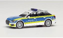 Audi A6 Avant, Polizei RheinlP; 1:87