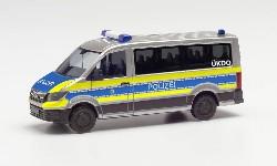MAN TGE Bus FD, Polizei Wiesbaden 1:87
