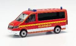 MAN TGE MTW, Feuerwehr; 1:87