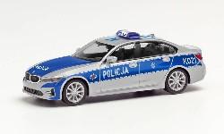 BMW 3er, Polizei Polen; 1:87