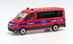 MAN TGE Bus FD, Feuerwehr Augsburg 1:87