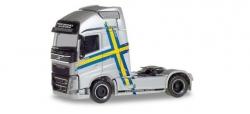 Volvo FH GL XL ZGM  PE silber; 1:87