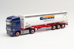 DAF XF SSC DrSiCoSzg. Greiwing; 1:87