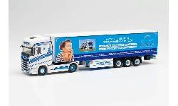 Scania CS HD GaPlSzg. Höhner; 1:87