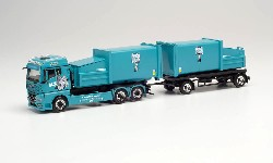 MAN TGX GM Containerhängerzug 1:87