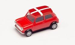 Mini Cooper EM 2021,Dänemark; 1:87